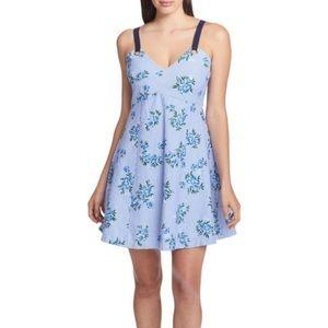 Guess Vintage Floral Dress